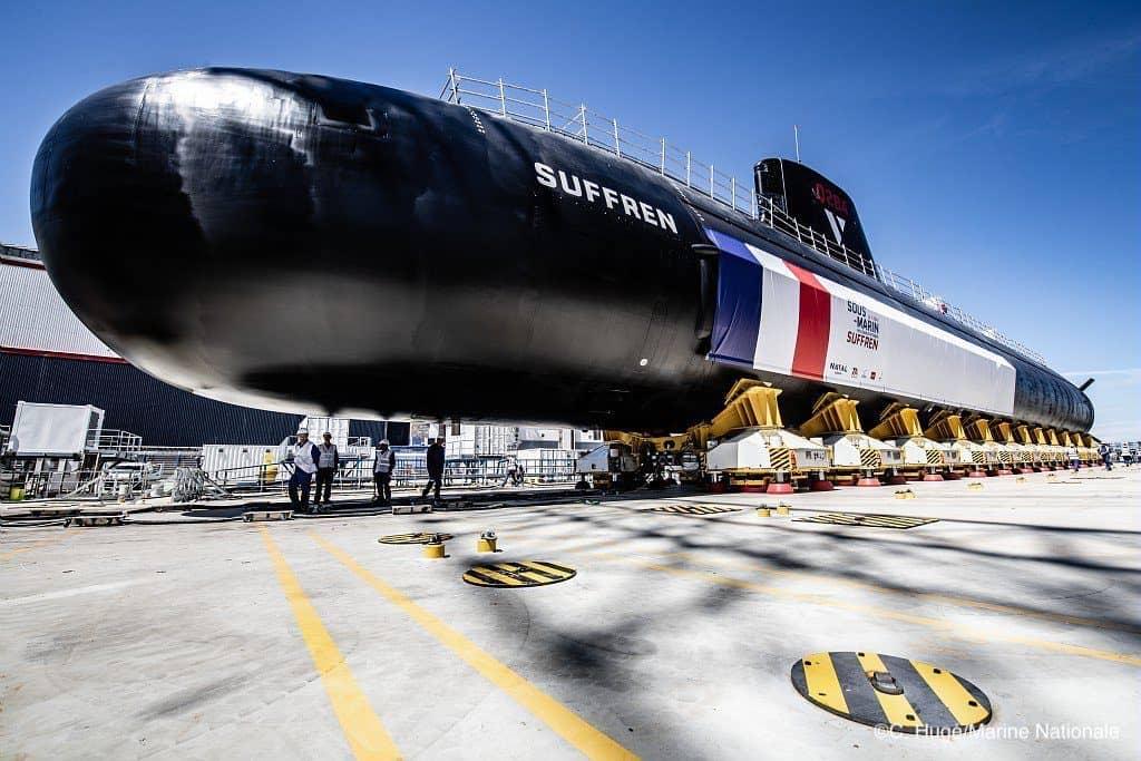 sous marin nucléaire