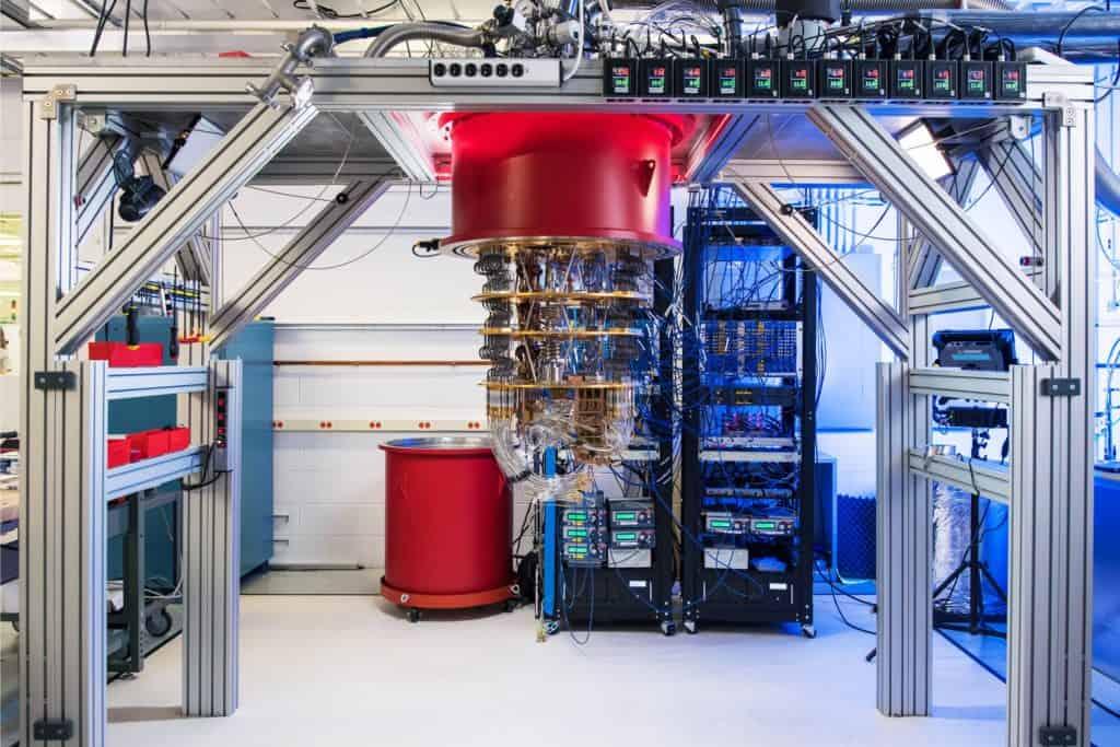 processeur sycamore de google ordinateur quantique