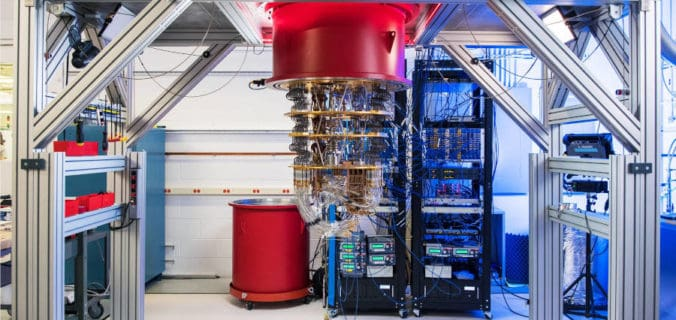 Sycamore processeur quantique informatique