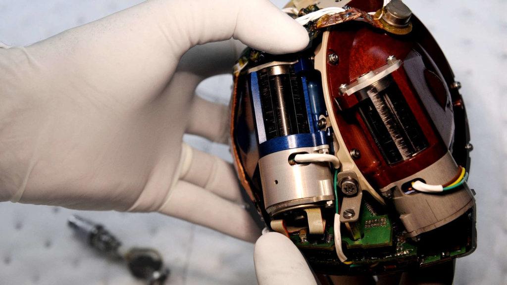 cœur artificiel sciences de l'ingénieur