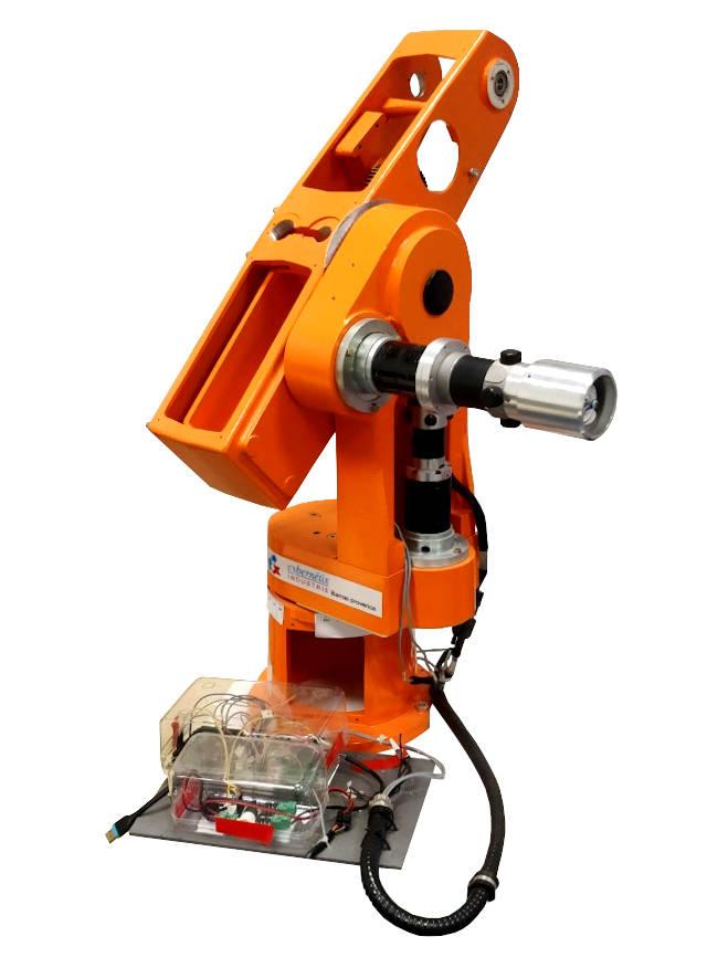 Robot ERICC Epaule