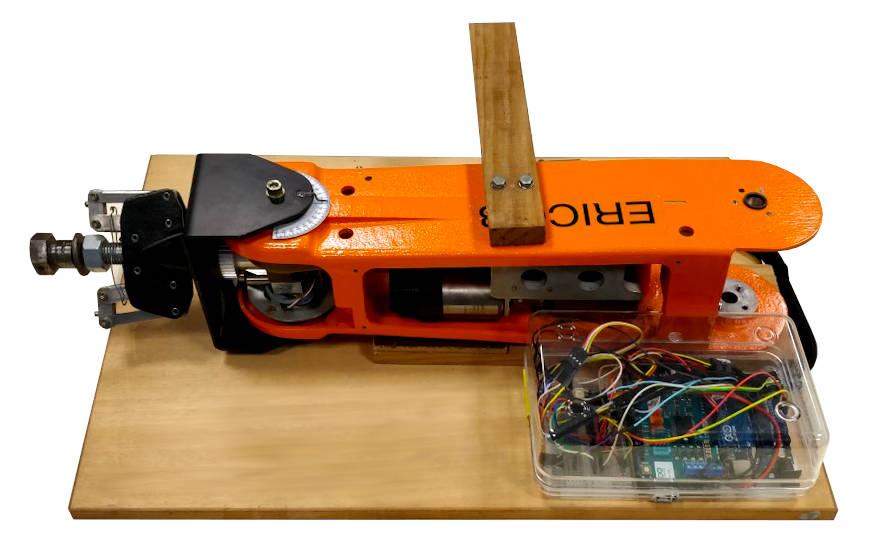 Robot ERICC Poignet