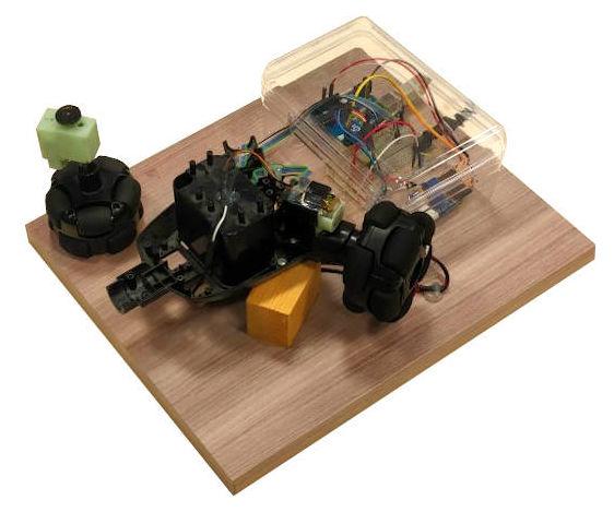 Robot ROVIO