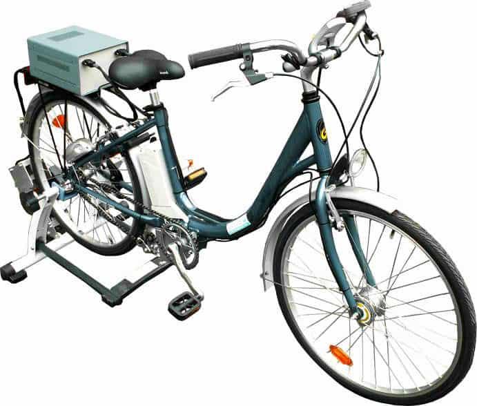 vélo à assistance électrique e-bike TP SI